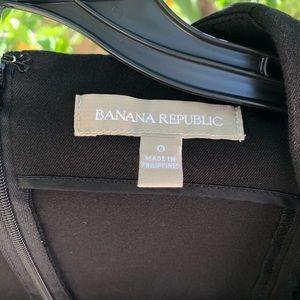 Banana Republic Dresses - Banana Republic square neck dress 0